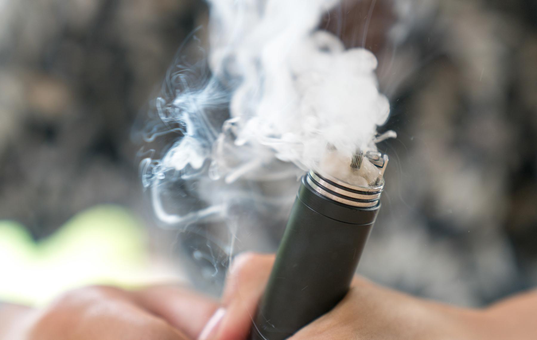 Smoking now