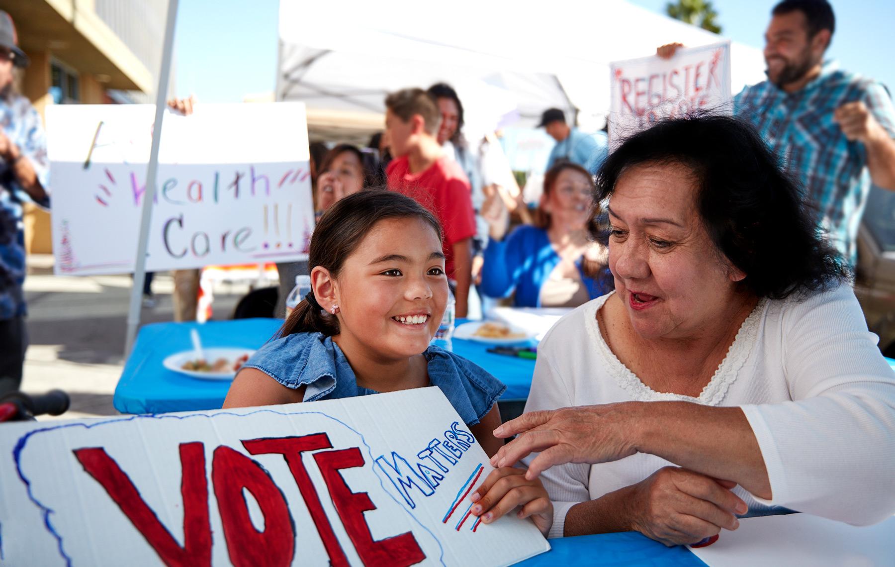 Vote matters