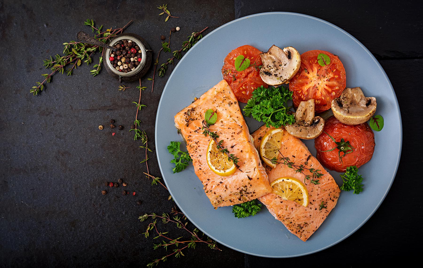 AltaMed fish dish