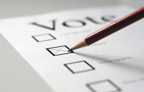 voting ballet