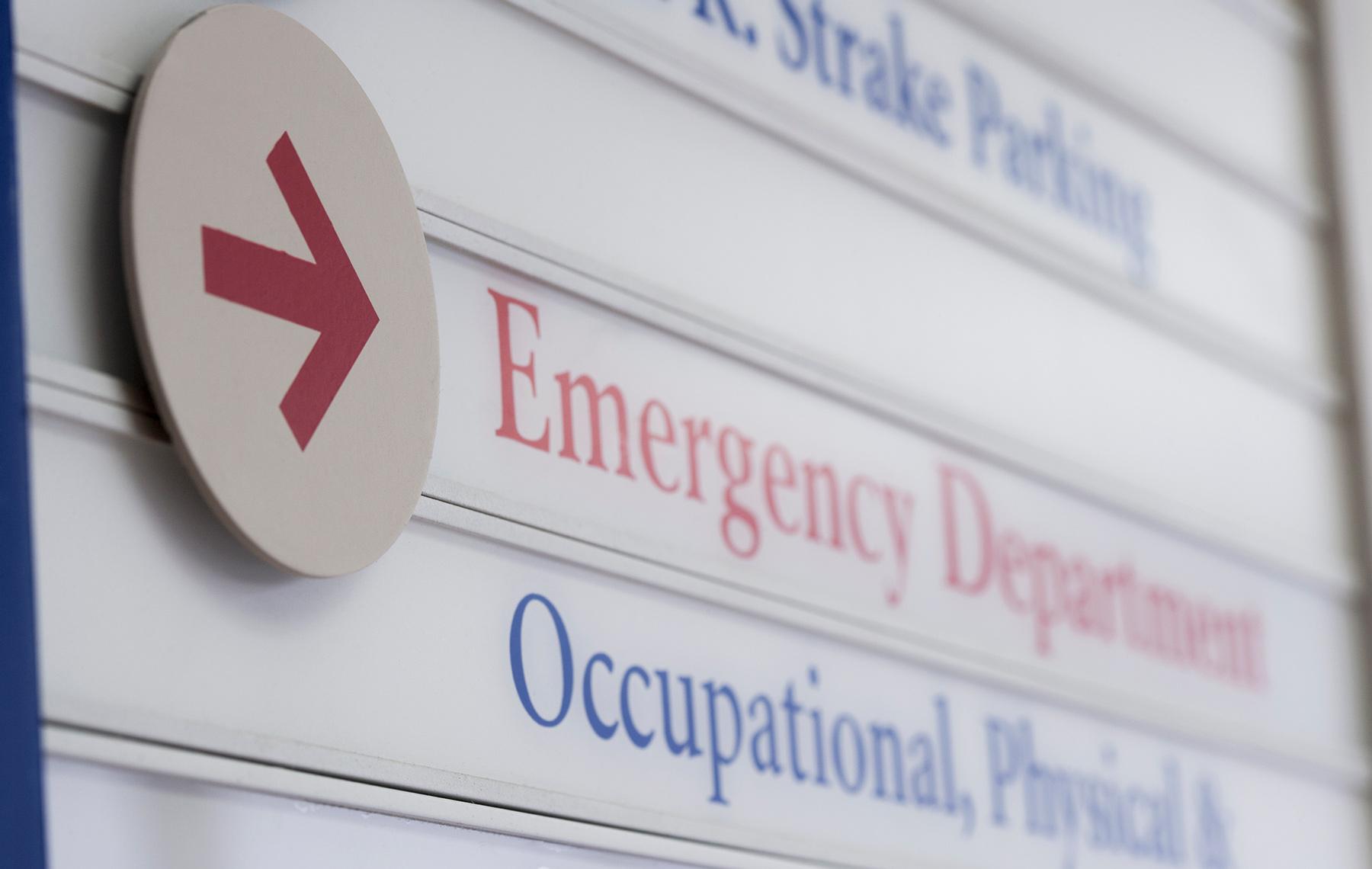emergency room signaling