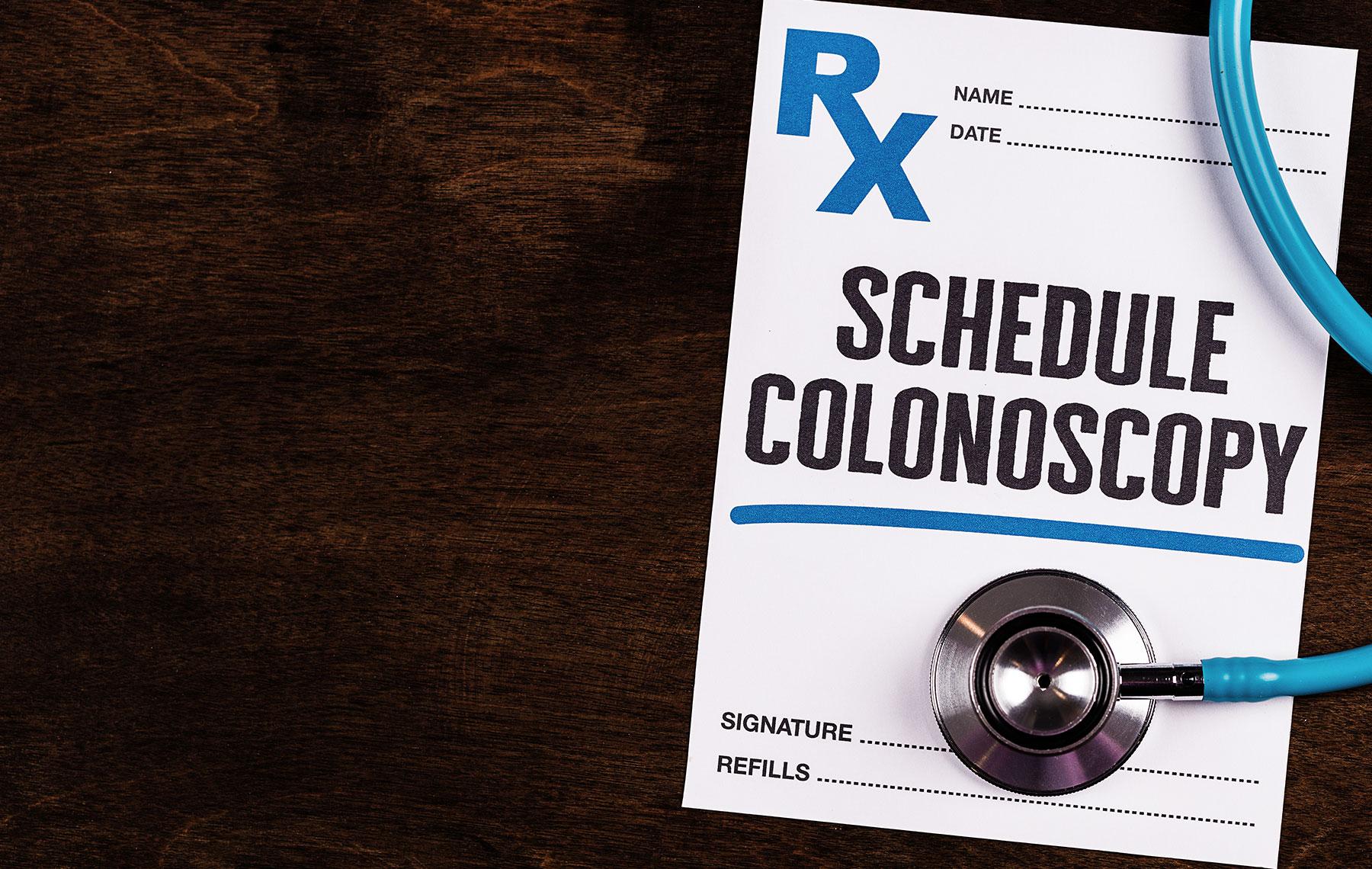 Colonoscopy paper