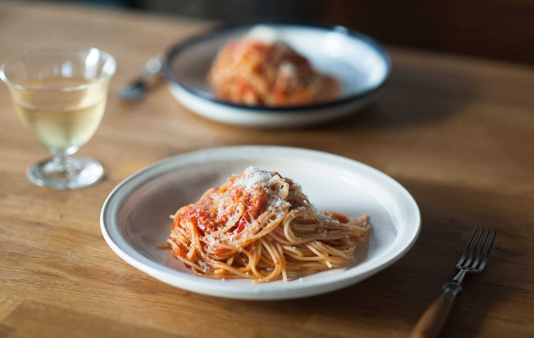 AltaMed pasta