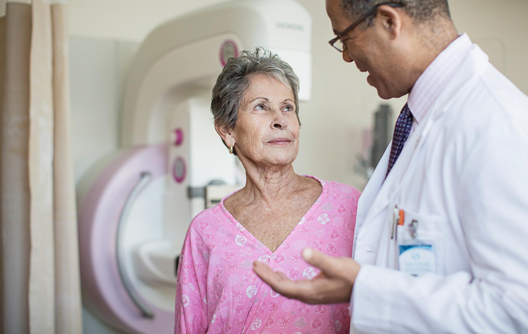 Cancer screening senior