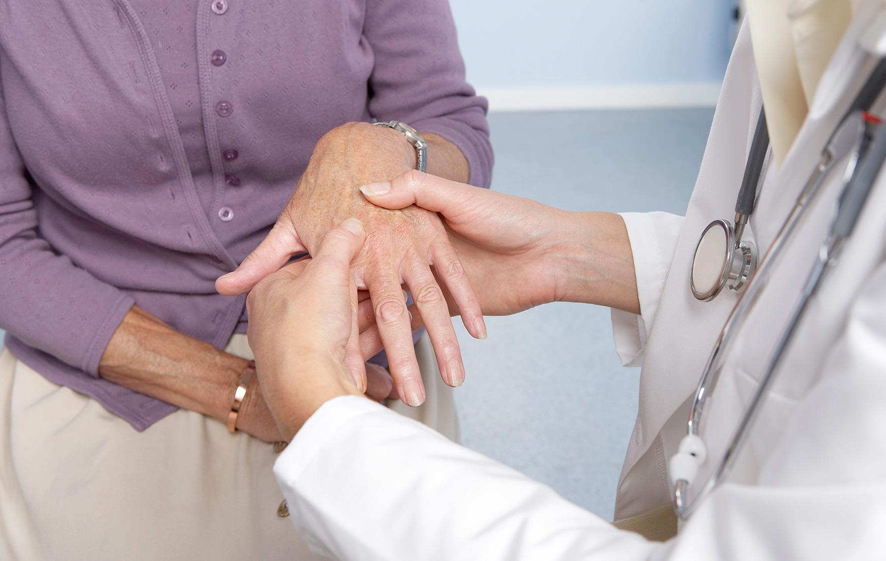 Hands senior screenings