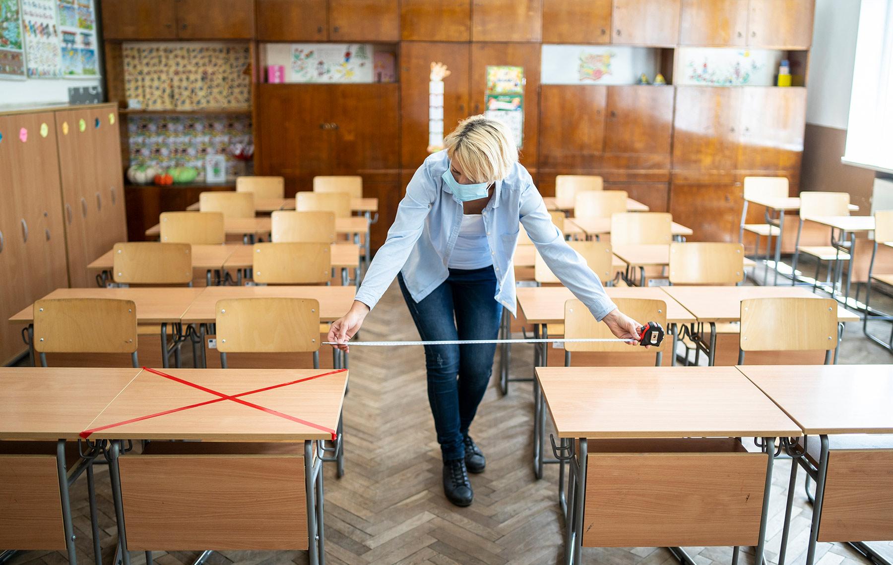 Classroom back to school